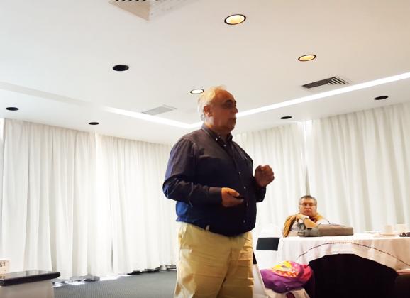 """Video conferencia """"Equidad"""" por Jesús Domingo Segovia"""