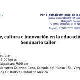 Invitación – Seminario taller –  Dr. Paul Tolila