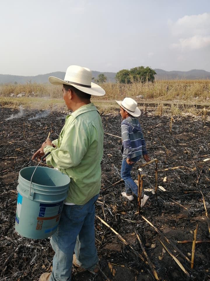 En Chiapas, de cuarentena en el pueblo de mi esposo