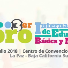 3er Foro Internacional de Educación Básica y Normal. Del 5 al 7 de Julio 2018.